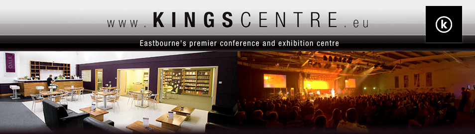 Eastbourne's premiere conference and exhibition centre